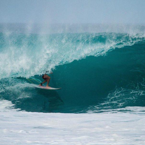 Surfeando en Viveiro